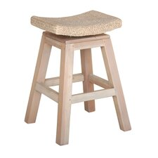 Sanibel Counterstool in Grey Wash