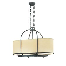 Redmond 4 Light Island Pendant