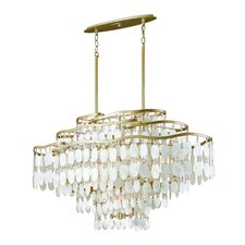 Dolce 12 Light Kitchen Island Pendant