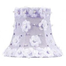 Petal Flower Chandelier Shade in Lavender