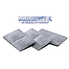 Replacement Filters for Drinkwell Pet Fountain (3 Pack)