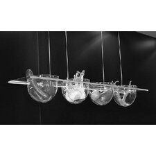 Mono Quartet Suspended Display