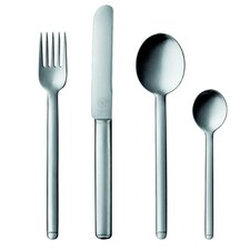 33 Collection Silver 5 Piece Flatware Set