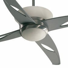 "52"" Astra 4 Blade Ceiling Fan with Wall Control"
