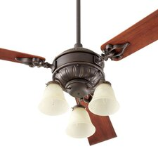 Brewster 3 Light Ceiling Fan Light Kit