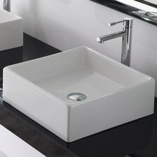 Teorema Vessel Bathroom Sink