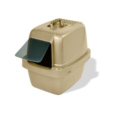 Sifting Enclosed Cat Litter Pan
