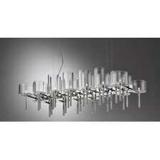 Spillray 26 Light Crystal Chandelier