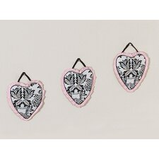 Sophia Collection Wall Hangings (Set of 3)