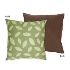 Jungle Time Decorative Pillow