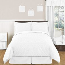 White Diamond Bedding Collection