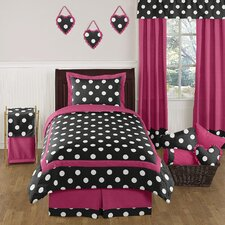 Hot Dot Comforter Set