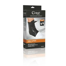 Vinyl Lace Up Ankle Splint