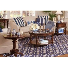 British Heritage Coffee Table Set