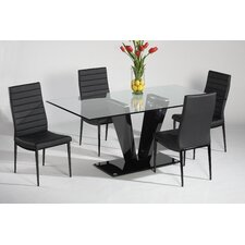 Victoria 5 Piece Dining Set