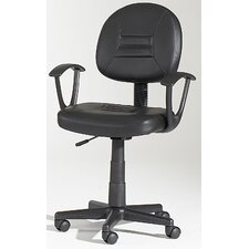 Mid-Back Hydraulic Office Chair Swivel