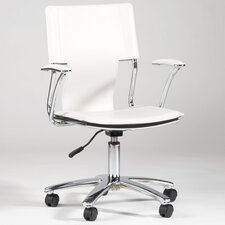Mid-Back Office Chair with Swivel