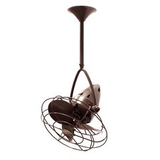 Jarold 3 Metal Blade Ceiling Fan