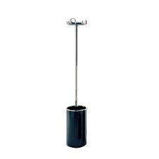 Colmo Coat Stand with Umbrella Stand in Black