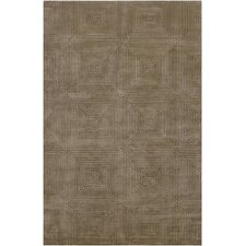 Luminous Olive Rug
