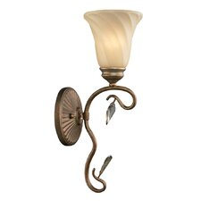 Beau Jardin 1 Light Wall Sconce