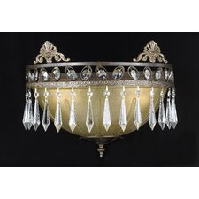 Le Grandeur 2 Light Wall Sconce