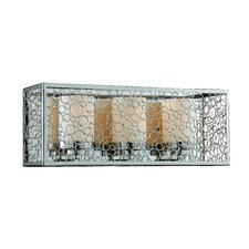 Contempo 3 Light Bath Vanity Light