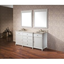 "Windsor 72"" Bathroom Vanity Set"