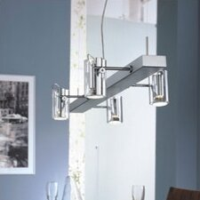 Tu-B Four Light Pendant