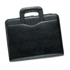 Avalon Leatherlike Vinyl Attache Organizer Starter Set