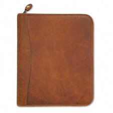 Aviator Cowhide Leather Zippered Organizer Starter Set