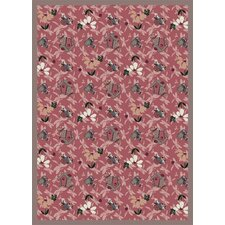 Nature Rose Flower Gardens Novelty Rug