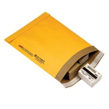 Jiffy Self-Seal Padded Mailer, 6 x 10, Satin Gold, 25/Carton