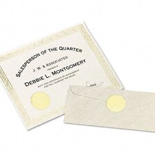 Inkjet Print or Write Notarial Seals, 44/Pack
