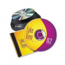 CD/DVD Design Kit