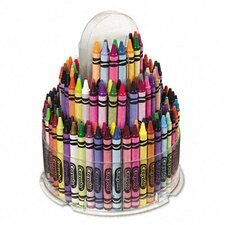 Wax Telescoping Crayon Tower (150 Colors/Pack)