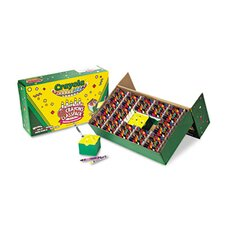 Classpack Regular Crayons (13 Caddies, 832/Box)