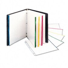 Colored Edge Sheet Protectors (50/Box)