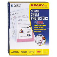 Heavyweight Sheet Protector