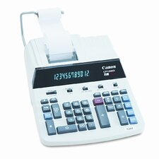 12-Digit Fluorescent Ribbon Printing Calculator