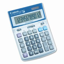 12-Digit LCD Minidesk Calculator