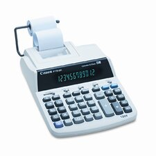 12-Digit Fluorescent Roller Printing Calculator