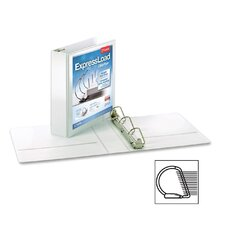 "2"" Clearvue Locking D-Ring Binder"