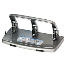 40-Sheet Heavy-Duty Three-Hole Punch