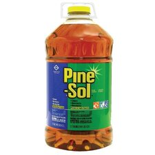 Clorox - Pine-Sol Liquid Cleaner, Disinfectant, Deodorizer Pine-Sol Com Solution 144 Oz: 158-35418 - pine-sol com solution 144 oz