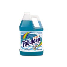 Fabuloso All-Purpose Cleaner, Ocean Cool Scent, 1 Gal Bottle, 4/Carton