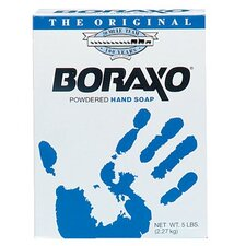 Dial - Boraxo Powdered Hand Soaps 5 Lb Box Boraxo Powderedhand Soap: 234-02203 - 5 lb box boraxo powderedhand soap