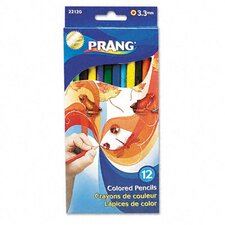 Prang Prang Colored Wood Pencil (Set of 12)