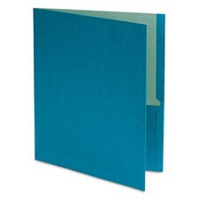 Earthwise By Oxford Earthwise 100% Recycled Paper Twin-Pocket Portfolio
