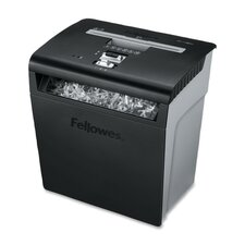 Powershred P-48C Deskside Cross-Cut Shredder, 8 Sheet Capacity